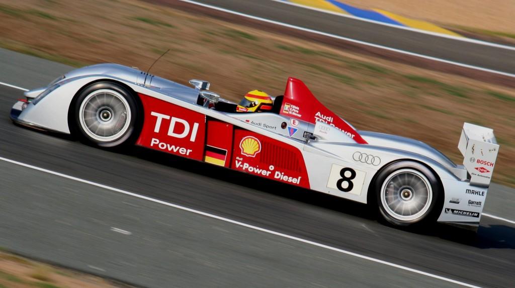 Audi R10 дизель