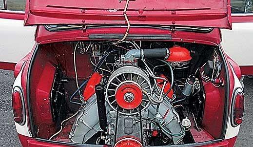 Двигатель ЗАЗ-965