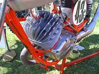 Двигатель с естественным охлаждением
