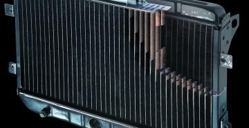 Радиатор автомобиля