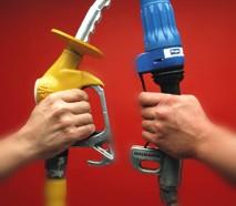 Газ против бензина