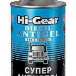 Емкость с антигелем hi-gear