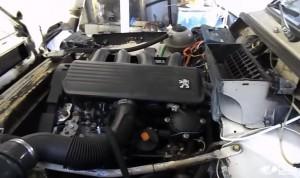 Нива дизель двигатель Пежо