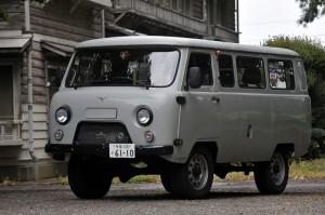 Установка дизельного двигателя на УАЗ (UAZ)