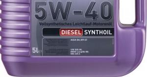 Вязкость моторного масла дизельного двигателя SAE