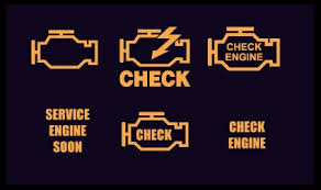Аварийный сигнал Check Engine