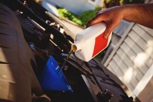 Универсальное моторное масло дизель/бензин