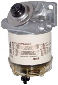 Фильтр-сепаратор дизельного двигателя