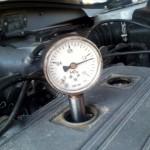 Замеры компрессии двигателя