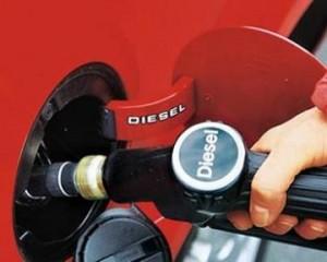 Заправка дизельным топливом