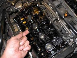 Нагар и закоксовка двигателя