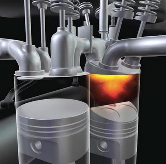 Детонация в цилиндрах