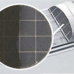 Сажевый фильтр дизельного двигателя