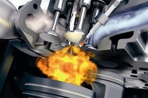 Воспламенение солярки в дизельном двигателе