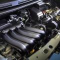 Двигатель в моторном отсеке