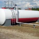 Резервуар для хранения топлива