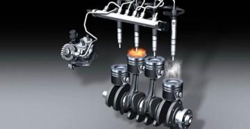 Система питания дизельного двигателя common rail