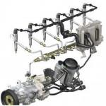 Система топливоподачи дизельного двигателя