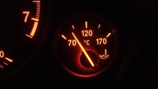 Температура двигателя