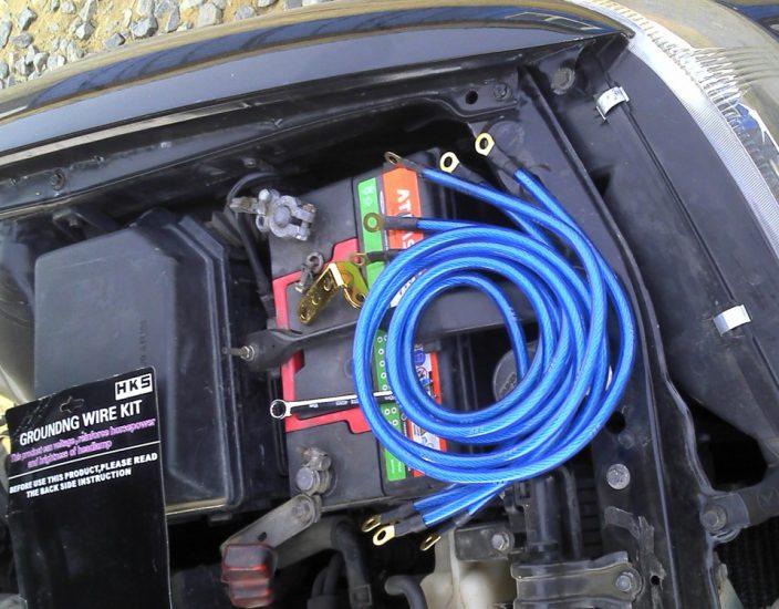Самостоятельная разминусовка двигателя