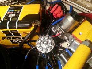 Разминусовка мотора