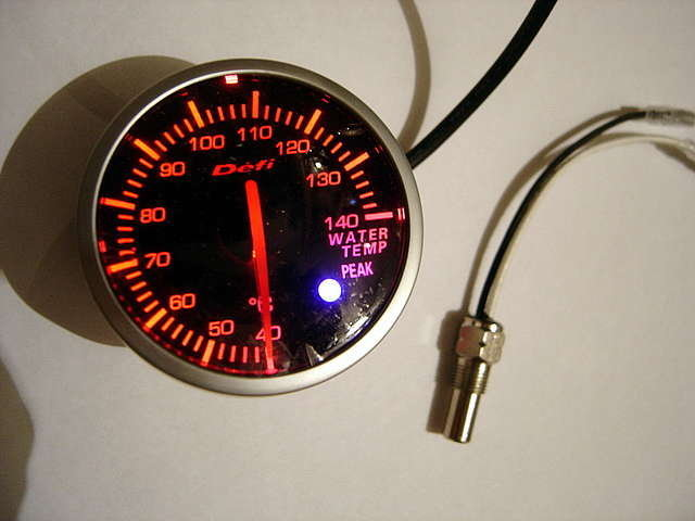 Электронный датчик температуры двигателя своими руками
