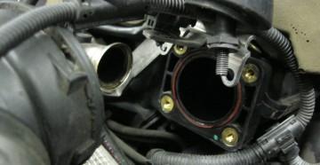 Клапан егр на дизельном двигателе