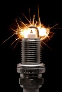 Свеча зажигания