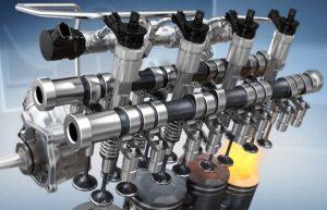 ГРМ (механизм газораспределения, газораспределительный механизм)