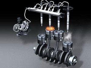 Топливная аппаратура дизельного двигателя common rail