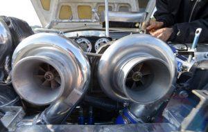 Турбонаддув на дизельном двигателе