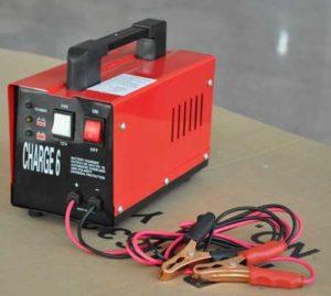 Зарядное устройство аккумулятора автомобиля