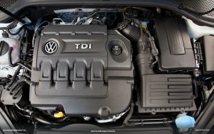 Мотор TDI
