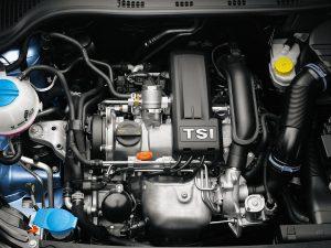 Двигатель TSI