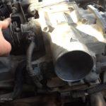 Бензиновый двигатель работает как дизель