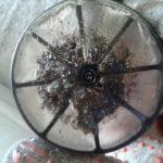 Чистка сетки топливного насоса