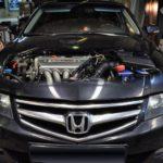 Дизелинг бензинового двигателя и калильное зажигание