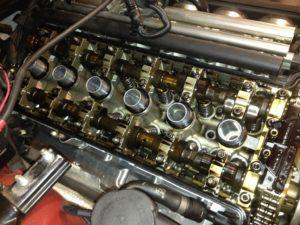 Промывка двигателя