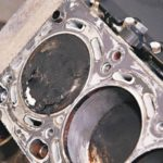 Закоксовка и нагар в двигателе