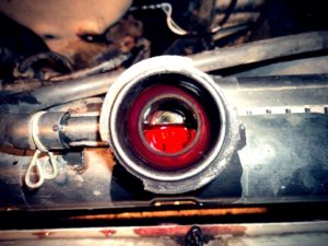 Промывка сстемы охлаждения двигателя
