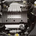 Двигатель Митсубиши GDI