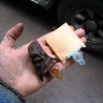 Замена сетки-фильтра топливного насоса