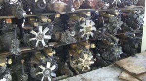 Продажа контракных двигателей