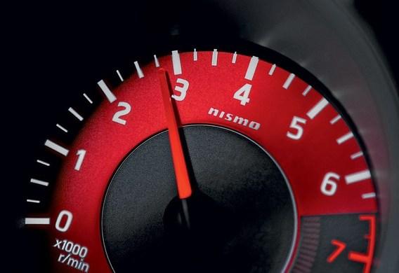 Обороты двигателя