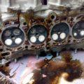Нагар и кокс в двигателе очистка