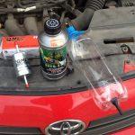 Промывка и раскоксовка двигателя