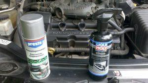 Промывка охлаждающей системы и радиатора автомобиля