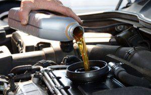 Летнее моторное масло