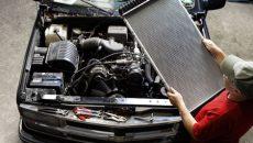 Радиатор автомобильный