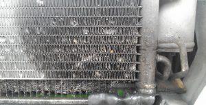 Течет радиатор герметик